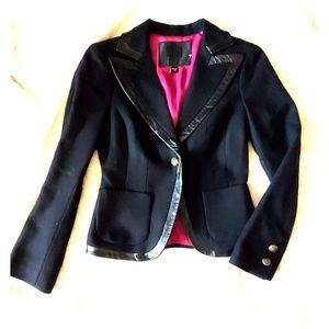 Bebe Collection wool blazer